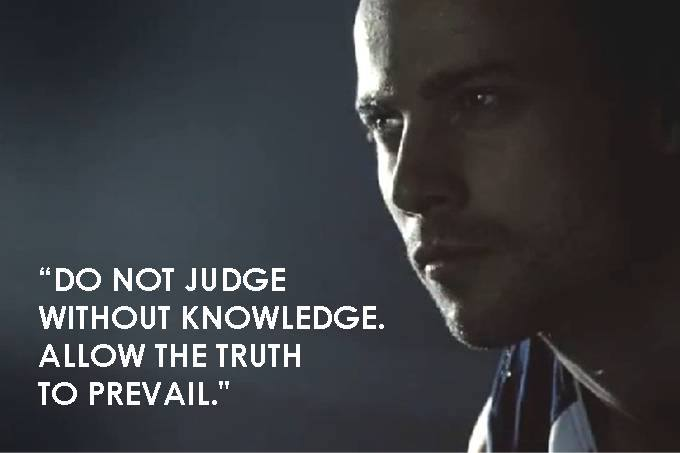 The Truth Will Prevail Support For Oscar Pistorius