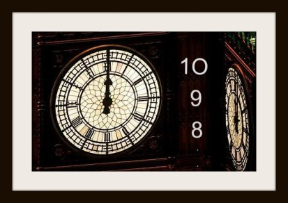 big ben countdown