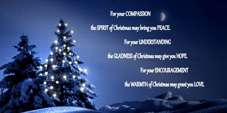 the spirit of christmas support for oscar pistorius