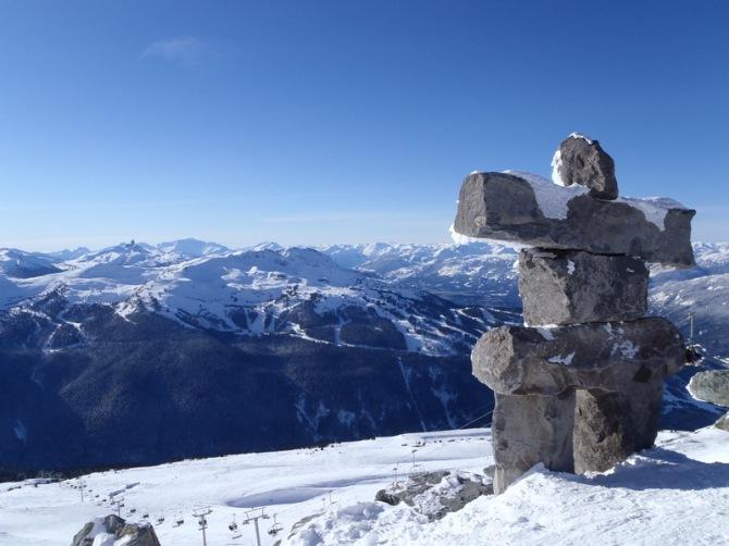 7th Heaven, Whistler Blackcomb, Canada